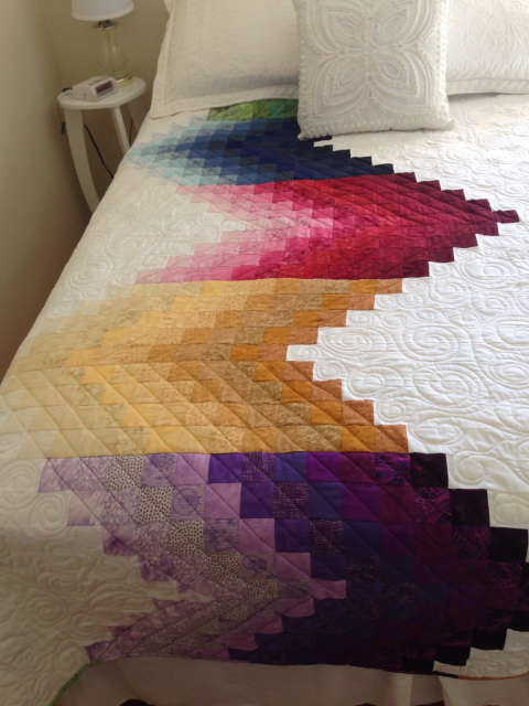 Modern Ombre Quilt Pattern